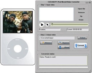 iPod Converter Software